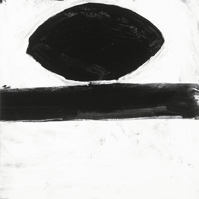 Black and White O-Franka Palek-Premium Giclee Print