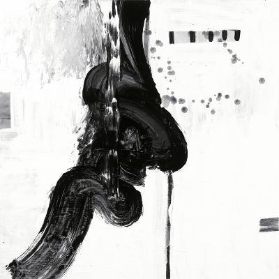 Black and White P-Franka Palek-Premium Giclee Print
