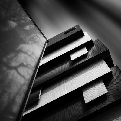 Black and White- Ajkabajka-Photographic Print