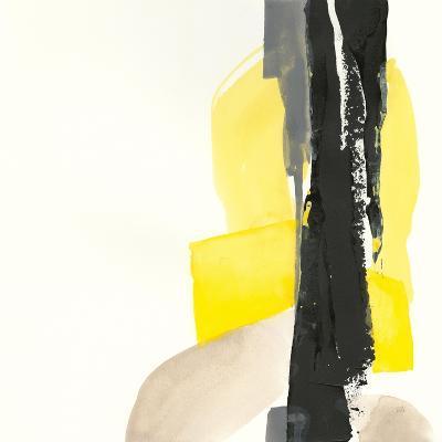 Black and Yellow I-Chris Paschke-Art Print