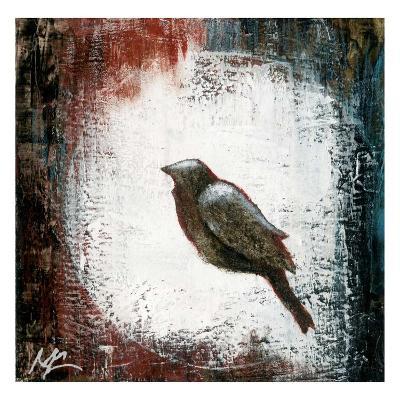 Black Bird 1-Marie Claprood-Art Print