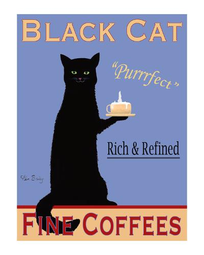 Black Cat Coffee-Ken Bailey-Limited Edition