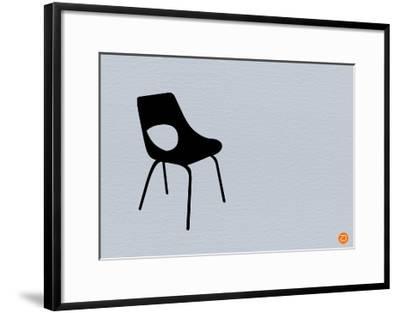 Black Chair-NaxArt-Framed Art Print
