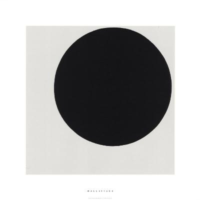 Black Circle-Kasimir Malevich-Serigraph