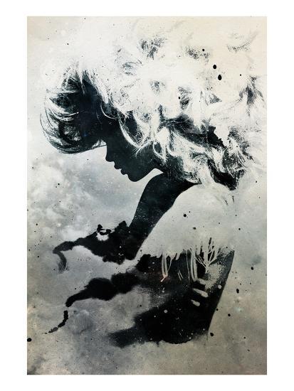 Black Cloud-Alex Cherry-Art Print