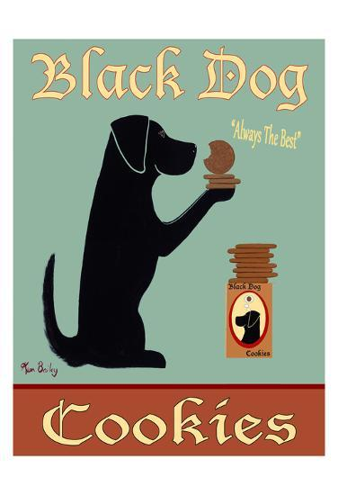 Black Dog Cookies-Ken Bailey-Limited Edition