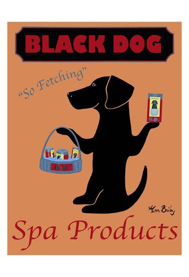 Black Dog Spa Products-Ken Bailey-Limited Edition