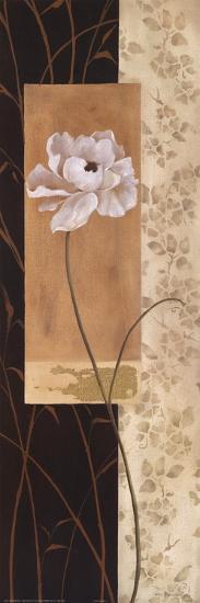 Black & Gold I-Carol Robinson-Art Print