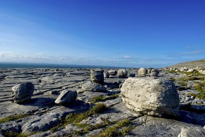 Black Head in the Burren, a Karst Formation in County Clare, Ireland-Chris Hill-Photographic Print