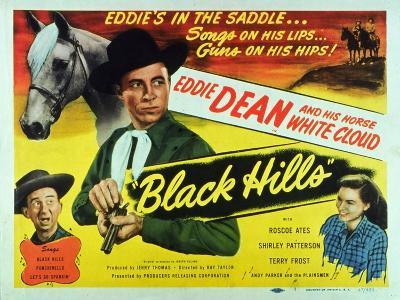 Black Hills, 1948--Art Print