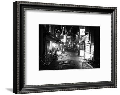 Black Japan Collection - In the middle of the night-Philippe Hugonnard-Framed Photographic Print