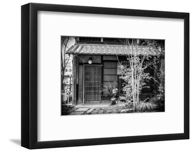 Black Japan Collection - Japanese Home-Philippe Hugonnard-Framed Photographic Print
