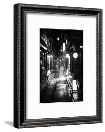 Black Japan Collection - The Encounter-Philippe Hugonnard-Framed Photographic Print