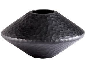 Black Lava Vase - Small
