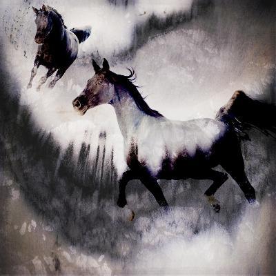 Black Mare - Dream 3-LightBoxJournal-Giclee Print