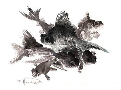 Black Moor 4-Suren Nersisyan-Art Print