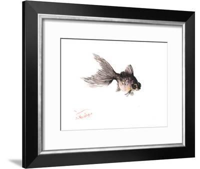 Black Moor 7-Suren Nersisyan-Framed Art Print
