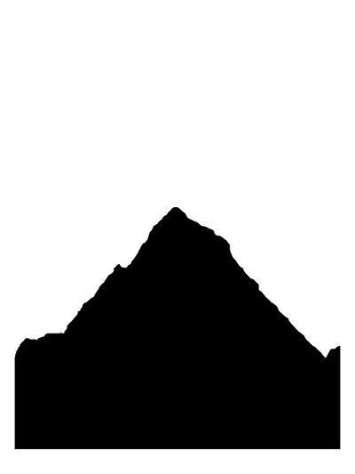 Black Mountain-Jetty Printables-Art Print