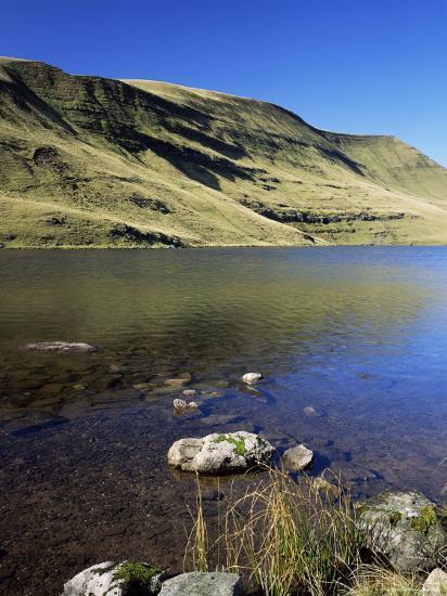 Black Mountains, Brecon Beacons National Park, Wales, United Kingdom-Roy Rainford-Photographic Print
