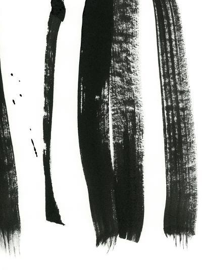 Black on White 3-Iris Lehnhardt-Art Print
