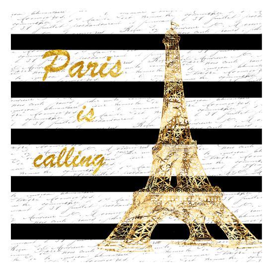 Black Paris Romance-Sheldon Lewis-Art Print
