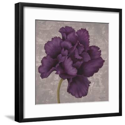 Black Plum 1-Ariane Martine-Framed Art Print