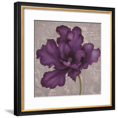Black Plum 2-Ariane Martine-Framed Art Print