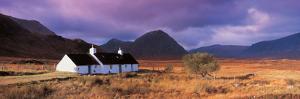 Black Rock Cottage White Corries Glencoe Scotland