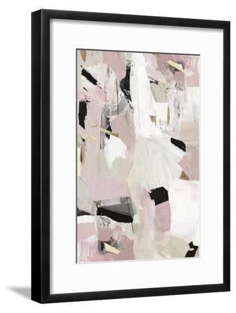 Black Rose Gold II-PI Studio-Framed Art Print