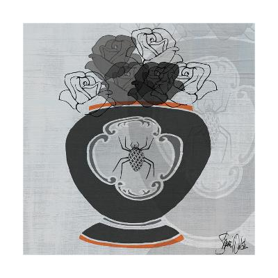 Black Roses II-Shanni Welsh-Art Print