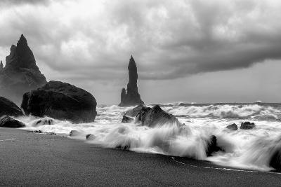 Black Sands-Danny Head-Photographic Print