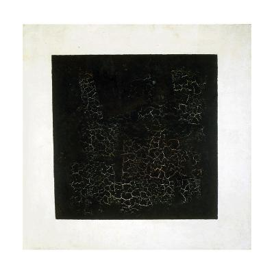 Black Square, Early 1920S-Kazimir Malevich-Giclee Print