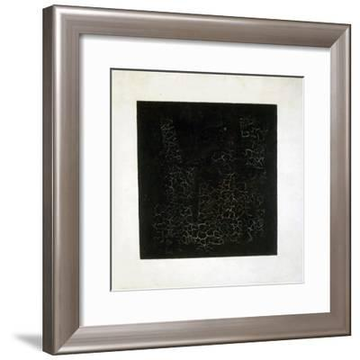 Black Square, Early 1920S-Kazimir Malevich-Framed Giclee Print