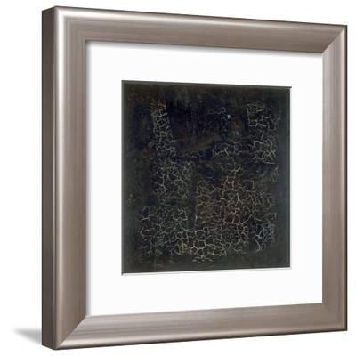 Black Square-Kasimir Malevich-Framed Giclee Print
