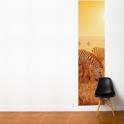 Black Stripe--Wall Mural