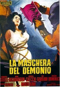 Black Sunday, (aka 'La Maschera Del Demonio', the Original Italian Title), 1960
