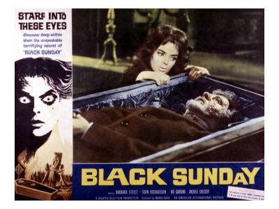 Black Sunday, Barbara Steele, 1961--Photo