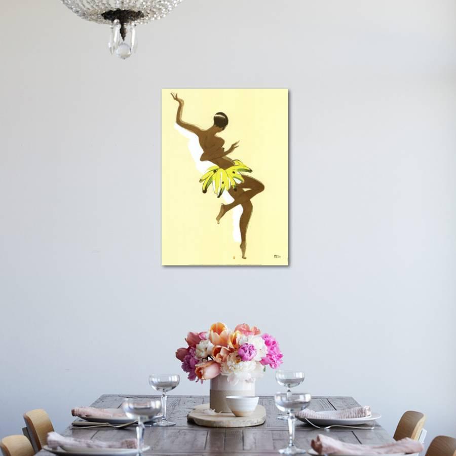 Black Thunder, Josephine Baker Art Print by Paul Colin | the NEW Art.com