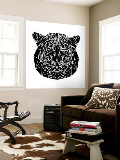 Black Tiger-Lisa Kroll-Wall Mural