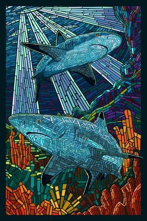 https://imgc.artprintimages.com/img/print/black-tip-reef-shark-paper-mosaic_u-l-q1gpqfz0.jpg?p=0