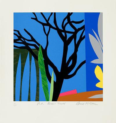 Black Tree-Bruce Mclean-Limited Edition