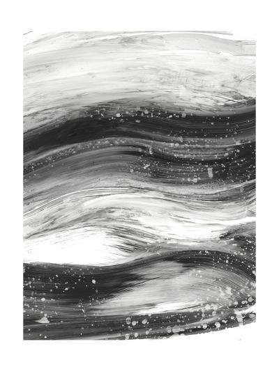 Black Waves II-Ethan Harper-Premium Giclee Print