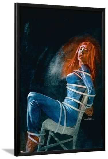 Black Widow #5 Cover: Black Widow-Sean Phillips-Lamina Framed Poster