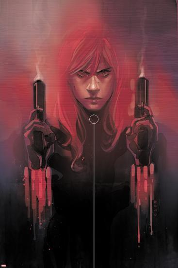 Black Widow No. 13 Cover-Phil Noto-Art Print