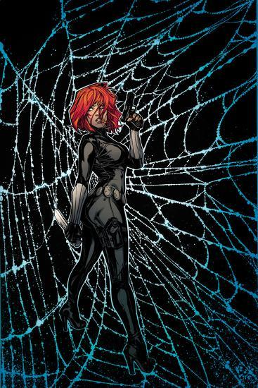 Black Widow No. 3 Cover Art-Joelle Jones-Art Print