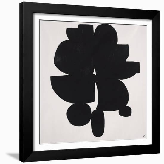 Blackberry III-Sydney Edmunds-Framed Art Print