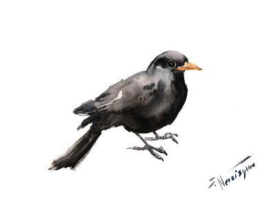 Blackbird 2-Suren Nersisyan-Art Print