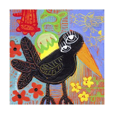 Blackbird Boogie-Sara Catena-Giclee Print
