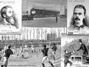 Blackburn Olympic Vs. Old Etonians F.A. Cup Final, 1883