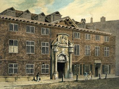 Blackwell Hall, City of London, 1886--Giclee Print